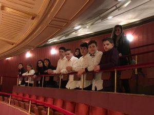 Besuch der Oper
