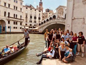 4c in Italia – Projektwoche in Italien
